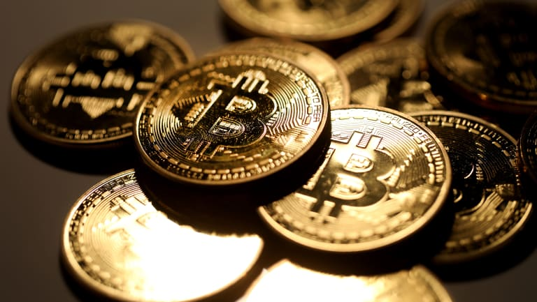 Bitcoin is down over 50 per cent in 2018.