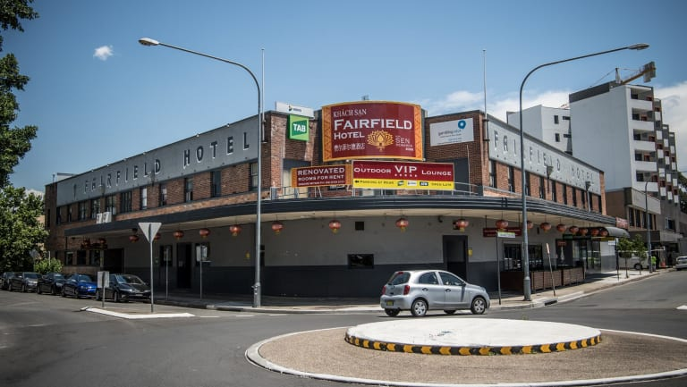 The Fairfield Hotel has committed to giving $2.6 million in donations to community organisations if its application to increase its poker machines from 23 to 30 is successful.