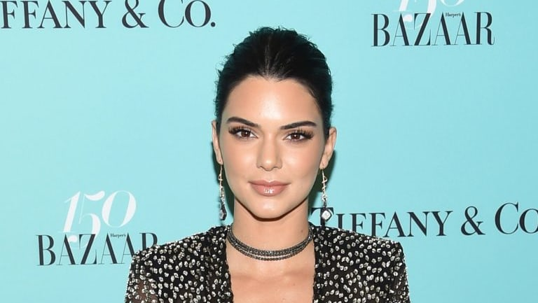 Kendall Jenner is a big fan of Shh Silk's products.