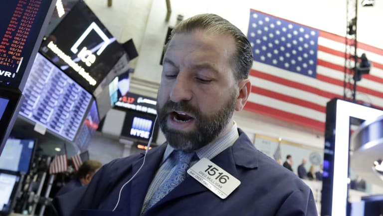 Wall Street's winning run continued on Friday.