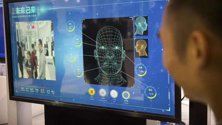 Technology is being used in China to keep a closer eye on citizens.