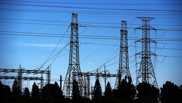 The Greens are calling for the poles and wires to be under government control.