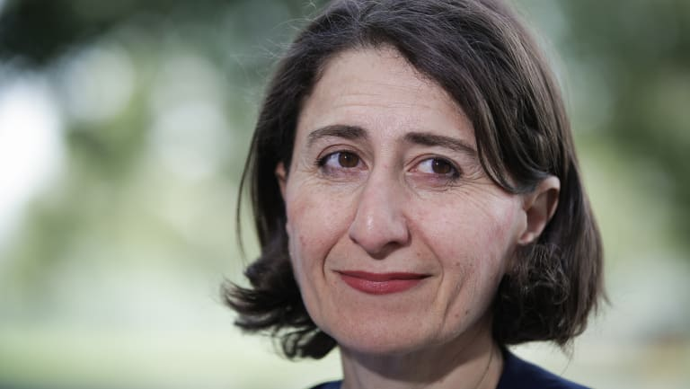 NSW women are leading the way, says Premier Gladys Berejiklian.