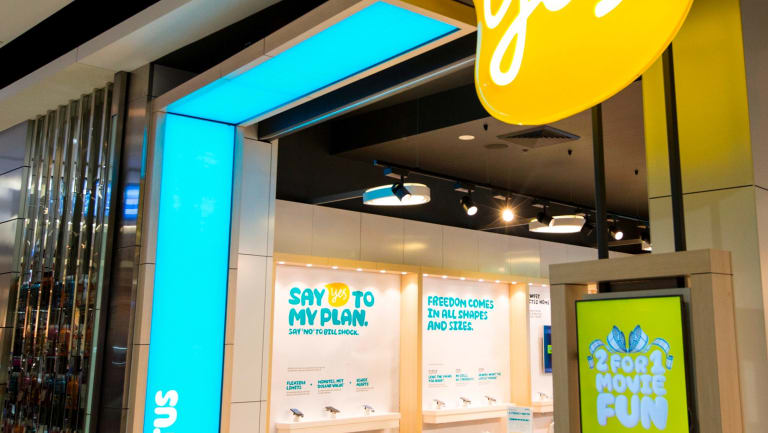 """Optus posted a job advertisement referencing a preference for """"Anglo Saxon"""" applicants."""