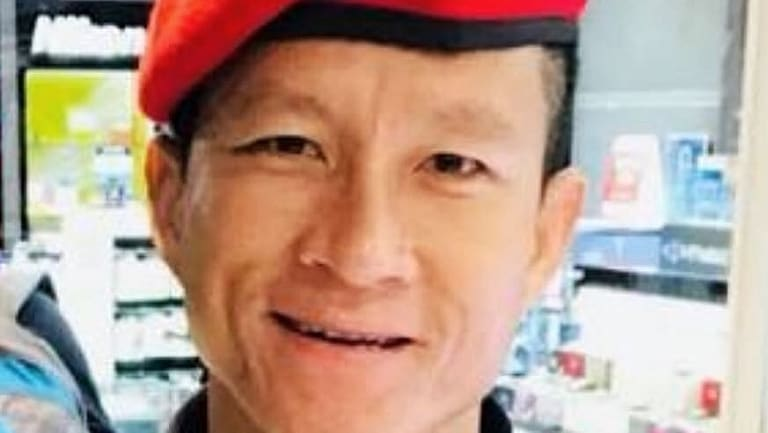 Former Thai Navy Seal Sgt Saman Guana who died in the rescue effort.