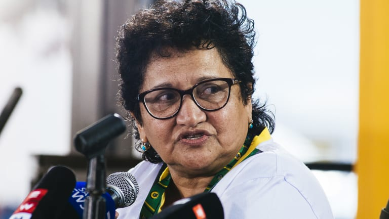 """The country's land reform policies """"won't be another Zimbabwe"""", Jessie Duarte says."""