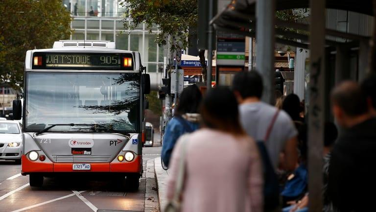 Melburnians will catch good bus services.