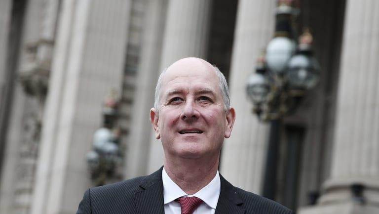 Planning Minister Richard Wynne.  (Photo by Paul Jeffers/Fairfax Media)