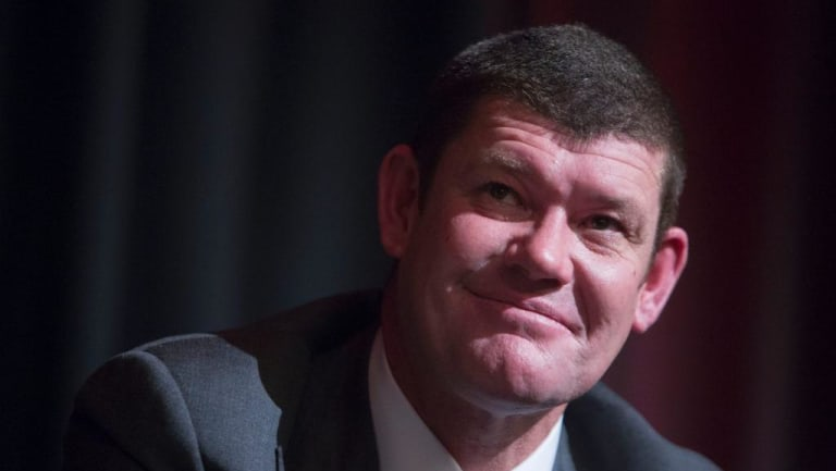 Continuing treatment, James Packer has left the Boston psychiatric facility after five weeks.