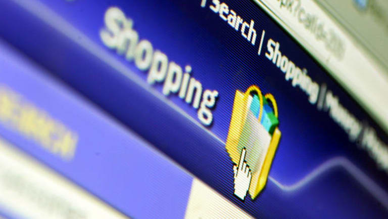 Online shopping is booming in Australia.