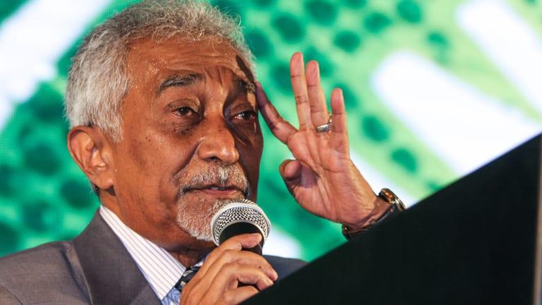 Timor-Leste Prime Minister Mari Alkatiri