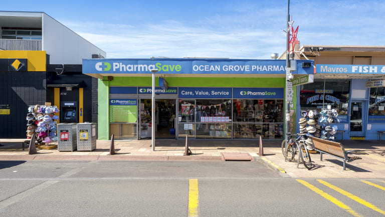 A chemist at 76A The Terrace in Ocean Grove sold for $2.465 million.