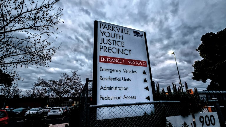 The Parkville Youth Justice Centre has experienced high staff turnover.