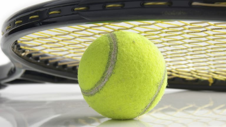 Brisbane will get six temporary tennis courts at Northshore Harbour.