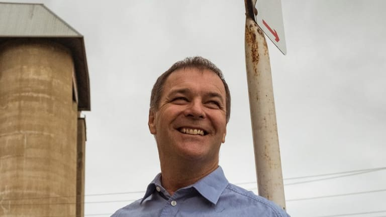 Peter Schwarz is the National Party's new candidate for the state seat of Shepparton.