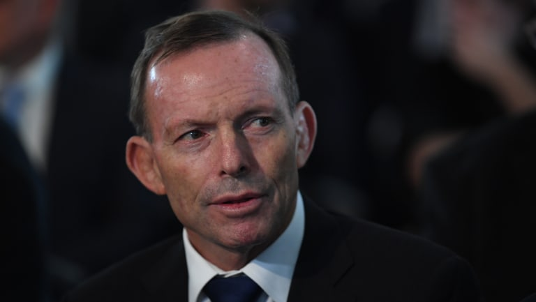 A news segment describing Tony Abbott as 'destructive' has breached industry codes.