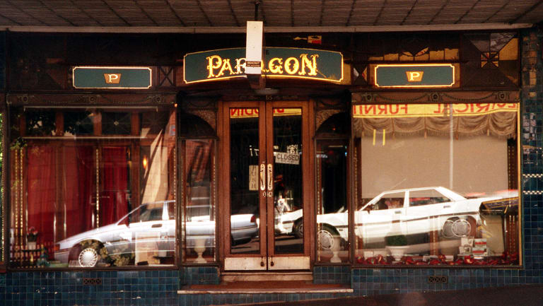 The Paragon cafe in Katoomba.
