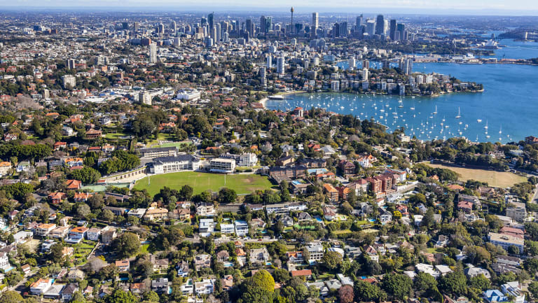 The report highlighted a major downside for Sydney was its public transport.