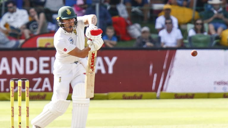 Tough to crack: AB de Villiers.