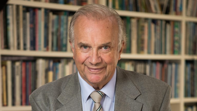 Professor Neville Norman continues to take part in the survey today, aged 72.