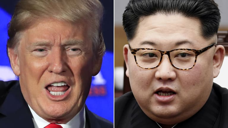 Donald Trump and Kim Jong-un are scheduled to meet in Singapore on June 12.