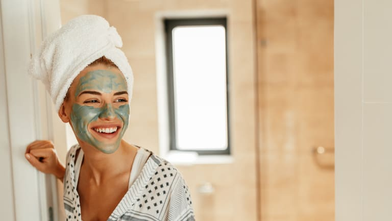 Air purifiers work in conjunction with our skin care routines.