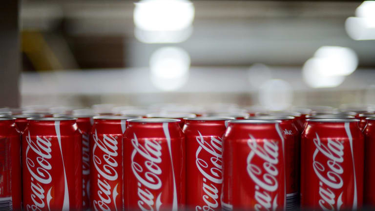 Coca-Cola Amatil's profits dipped in 2017,