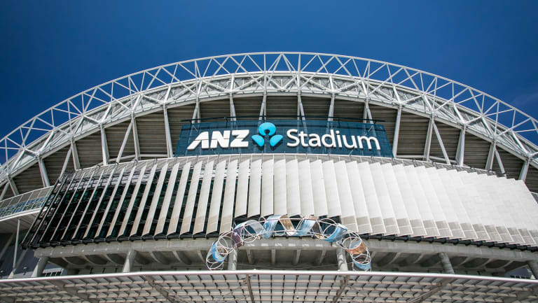 Funding for a revamped ANZ Stadium waits on a final business case for the project.