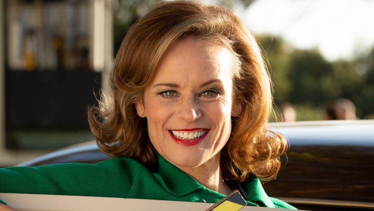 Nadine Garner says viewers will need to grieve the loss of the show's central character.