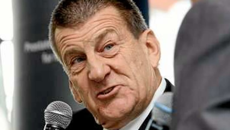 Hawthorn chairman Jeff Kennett.