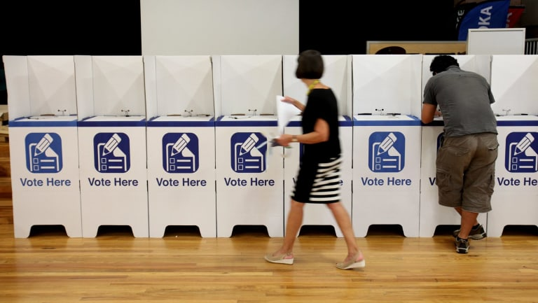 Pre-polling has opened for the Queensland state election.