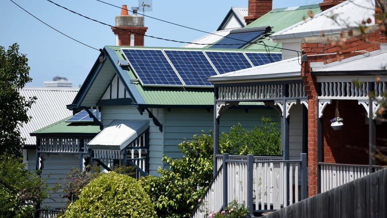 Some turned to solar panels and battery storage technology to solve their bill woes.