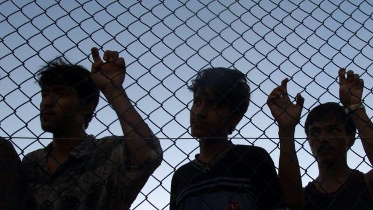 Asylum seekers in Nauru