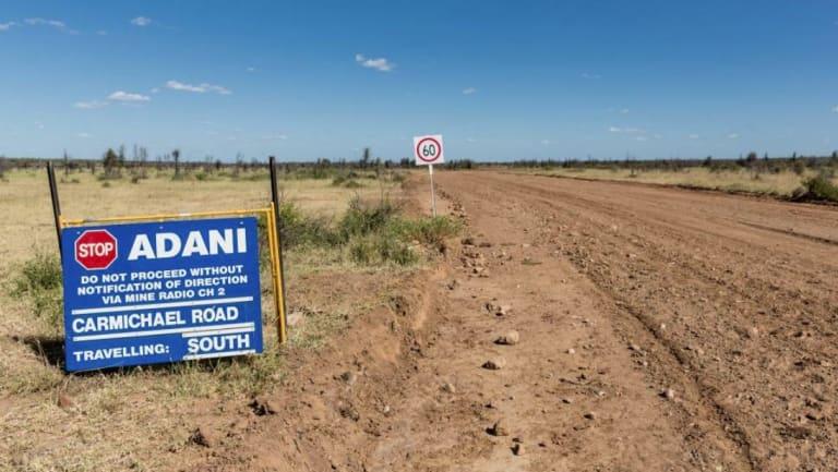 Adani's proposed Carmichael coal mine would be huge.
