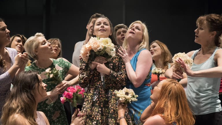Muriel S Wedding Was A Hit For The Sydney Theatre Company