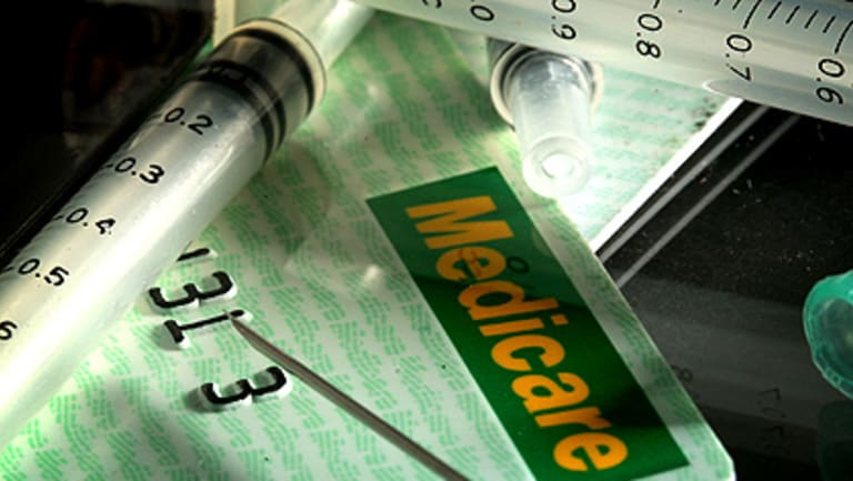 Data made public as part of the Australian Medicare Benefits Scheme and the Pharmaceutical Benefits Scheme can be re-identified.