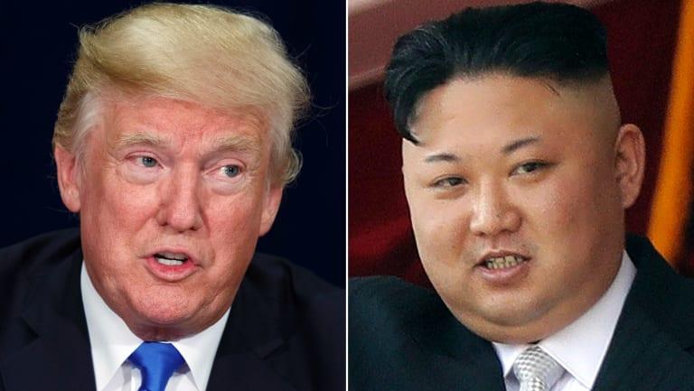 Donald Trump has agreed to meet Kim Jong-un, the South Korean envoy announced at the White House.