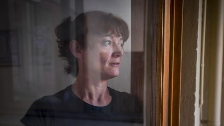 Jenni Donnelly experienced homelessness after the break up of an abusive relationship.