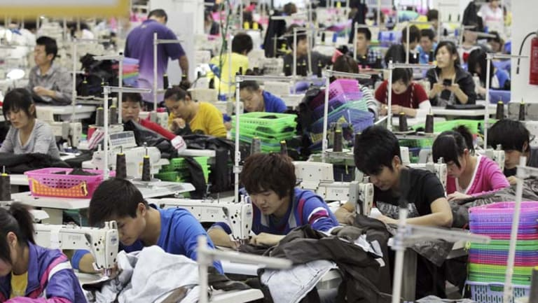 Large companies would have to disclose where their products are made under the proposed laws.