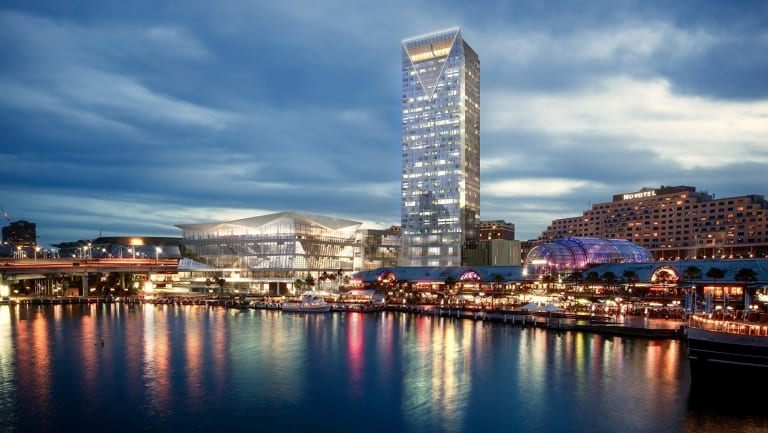AccorHotel's Sofitel Darling Harbour hotel.