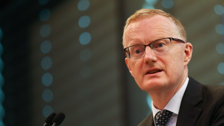 Philip Lowe, governor of the Reserve Bank of Australia, has spoken about a shift in the banking sector.
