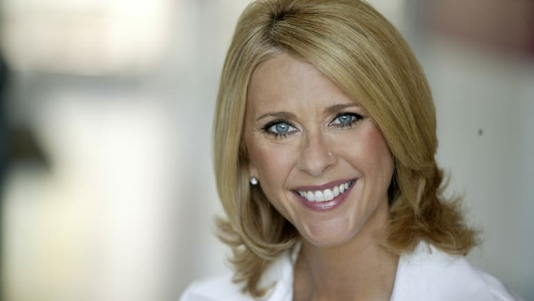 Journalist and anti-sexual harassment crusader Tracey Spicer.