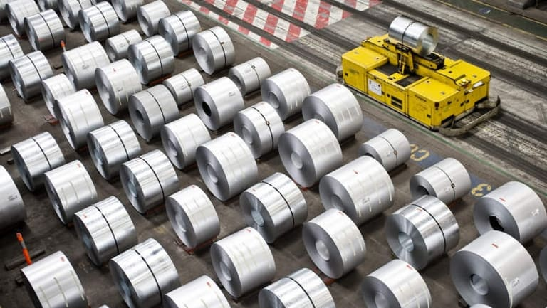 Australian steelmaker BlueScope is hoping for a carve-out from any US import tariffs.