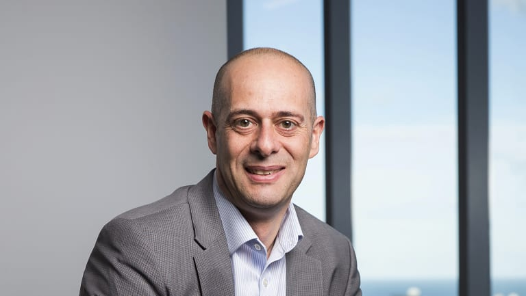 Bruno Cecchini of Ernst and Young in Melbourne.