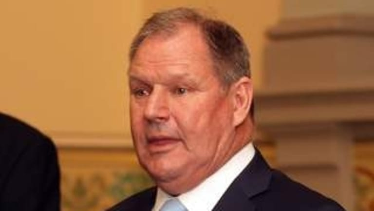 Former lord mayor Robert Doyle resigned in February, facing sexual harassment allegations from multiple women.