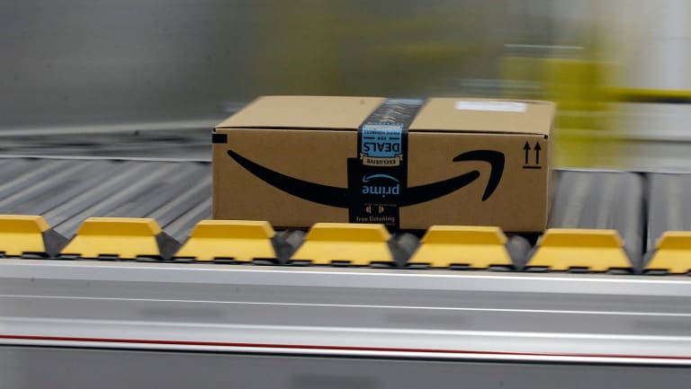 Amazon is opening a warehouse in Sydney's south west.