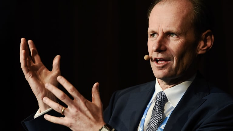 ANZ Bank chief Shayne Elliott says bigger discounts on mortgages are a reflection of fierce competition.
