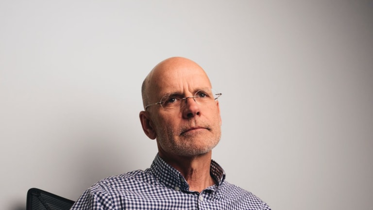 Clive Hamilton, who has written a book on Chinese Communist Party influence.