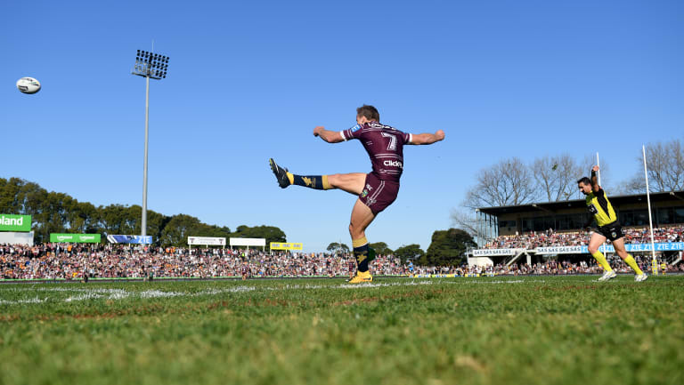 The name of the Sea Eagles' home ground, Lottoland, is in the sights of councillors who want a change.