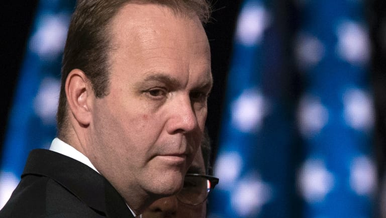 Rick Gates collected about $US3 million in income that he concealed, prosecutors said.